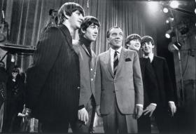 Ed Sullivan Show The Beatles
